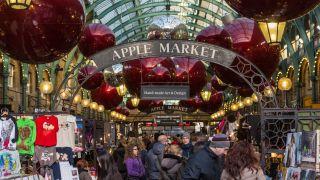 Historic Apple retailers go digital in Covent Garden