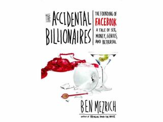 'The Social Network' is based on Ben Mezrich book 'the Accidental Billionaires'