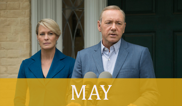 house of cards may