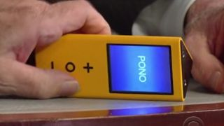 Neil Young shows off new high-fidelity digital music player Pono