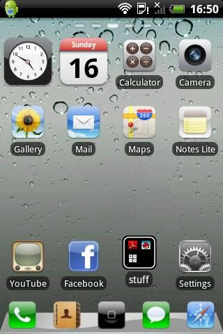 15 ways to make your Android phone look like an iPhone ...
