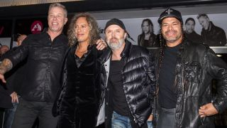 A picture of Metallica