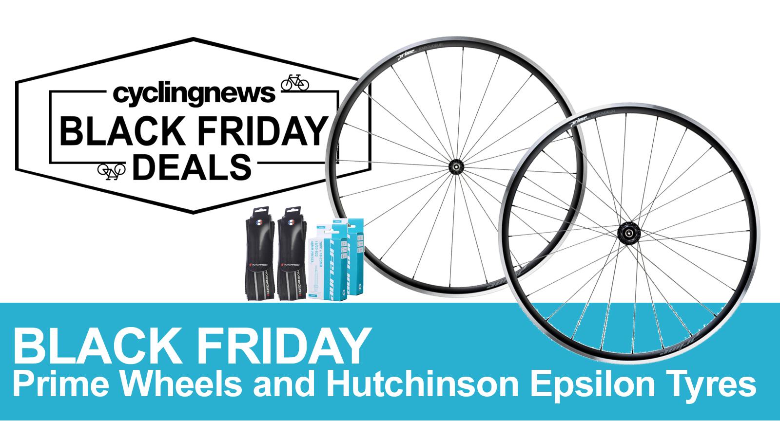 Prime Baroudeur SE wheels and Hutchinson Epsilon tyres for
