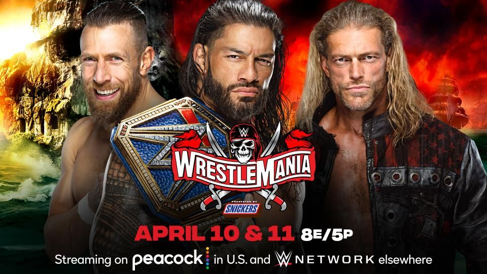 WrestleMania 37 live stream, start time, and how to watch for free online