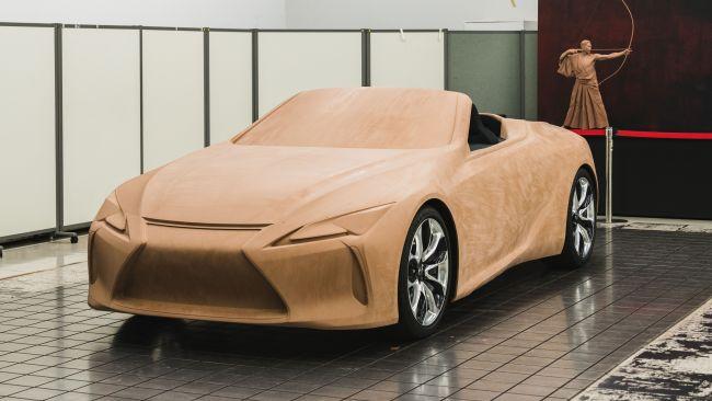 Lexus model