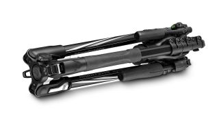 Manfrotto Befree 3-Way Live Advanced is a travel tripod for photo and video