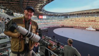 Pro photographer Jeff Cable is using the Canon EOS R3 at the Olympics – here are some actual shots from Tokyo