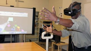 VR could help students