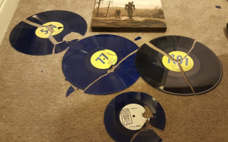 Destroyed Fallout records
