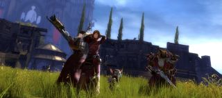 Guild Wars 2 Red Team