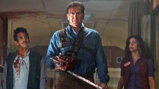 Ash Vs Evil Dead finally gets a groovy UK TV release date