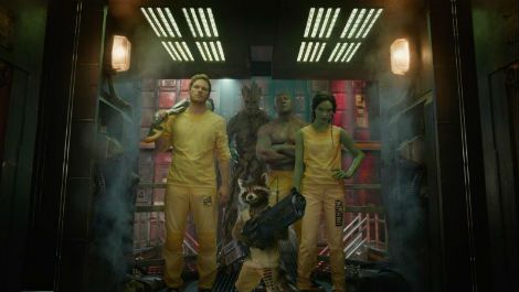 First full clip arrives for Guardians Of The Galaxy: watch now