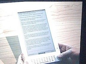 Kindle DX hoped to save Princeton thousands in photocopying costs