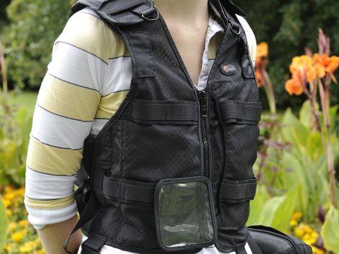 LowePro S+F Technical Vest