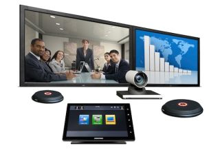 Crestron Introduces Smart Space for HD Video Conferencing