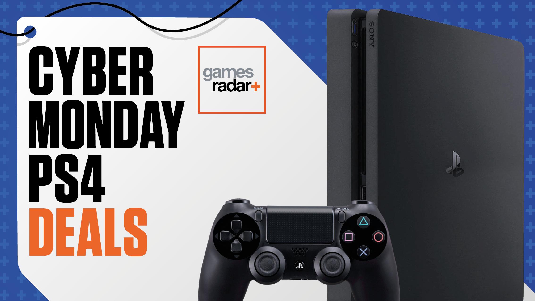 Ps4 Cyber Week Deals 2019 Uk Gamesradar
