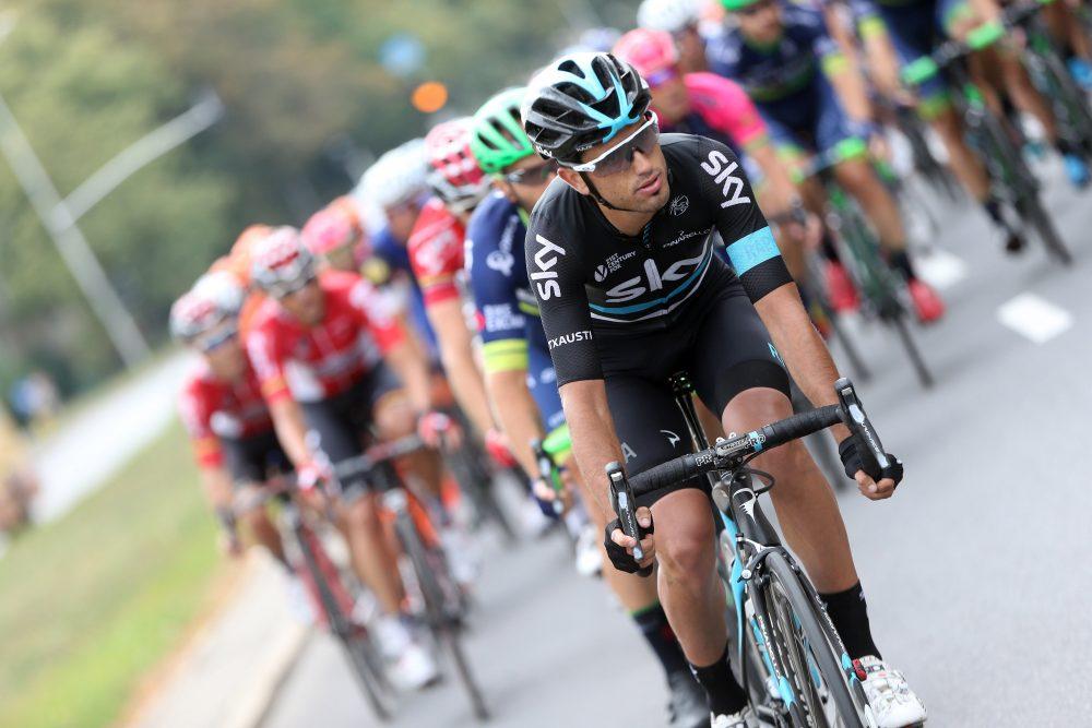 Beñat Intxausti to leave Team Sky for Euskadi-Murias
