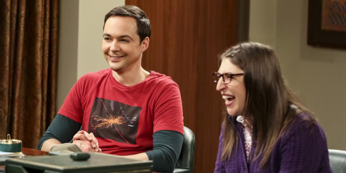 The Big Bang Theory Jim Parsons Sheldon Cooper Mayim Bialik Amy Farrah Fowler CBS