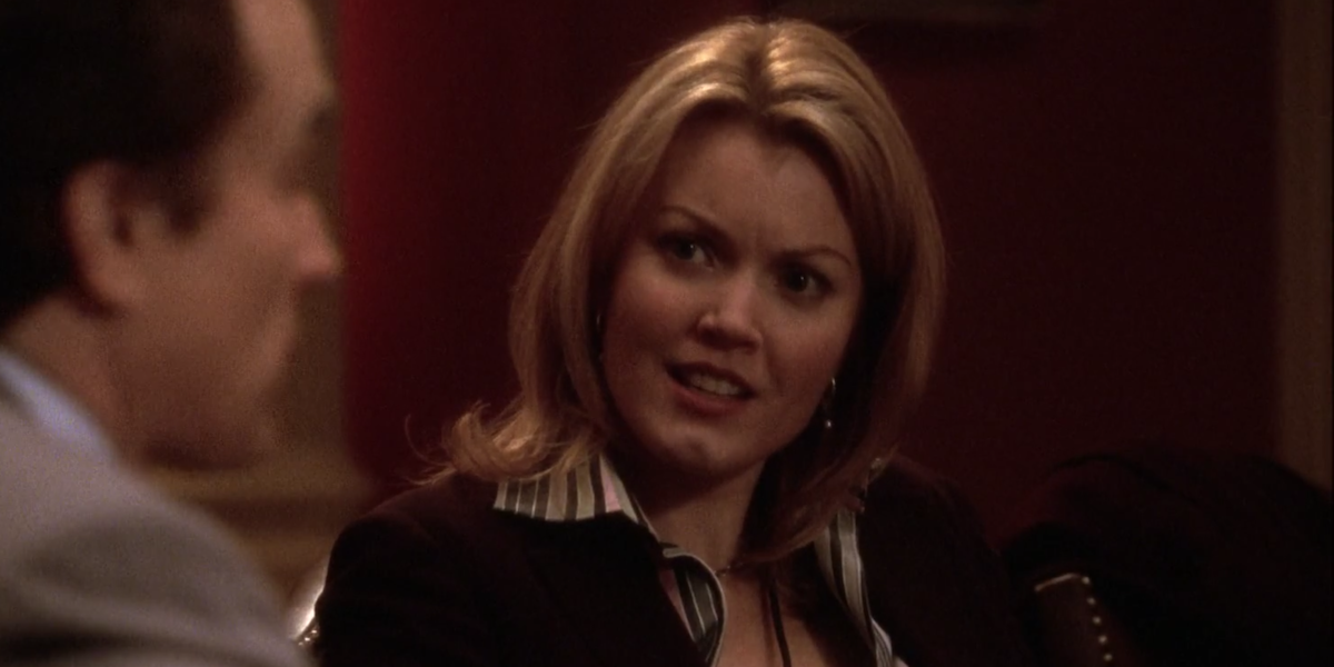 The West Wing Bellamy Young MaryLou Meriwether