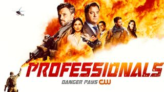 Professionals on The CW