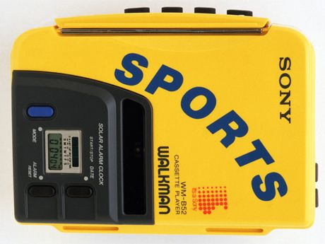 Happy 30th Birthday Sony Walkman A History In Pictures
