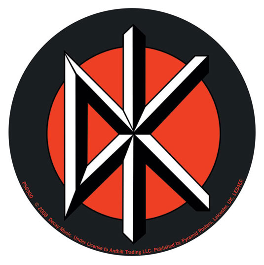 Band logo designs - Dead Kennedys