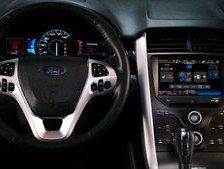 MyFord system integrates voice and touchscreen and steering-wheel control in innovative new ways