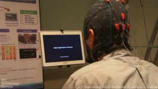 Samsung mind control tablet