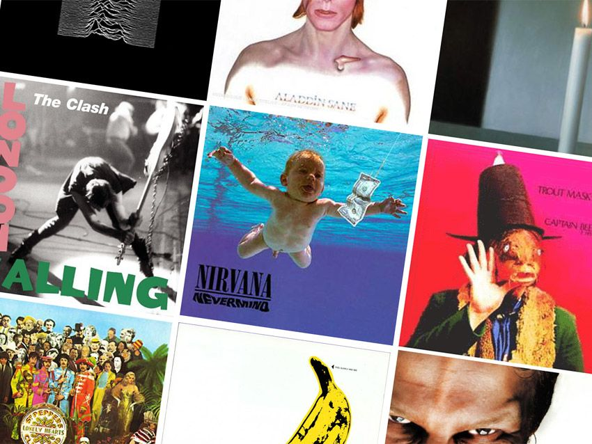 The 50 greatest album covers of all time musicradar malvernweather Images