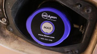 Dyson electric car news