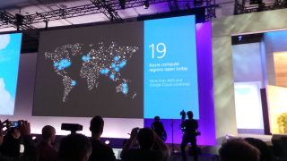 Microsoft has 19 Azure Compute Regions.