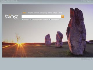 Bing - better privacy policy?