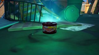 Fortnite vintage can of cat food in Catty Corner or Craggy Cliffs locations