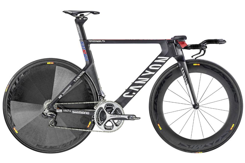 Canyon Bikes 2015 Canyon Speedmax CF TT