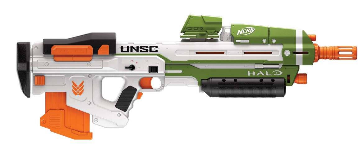 These new Halo-inspired Nerf guns also give you in-game cosmetics in Halo Infinite - GamesRadar