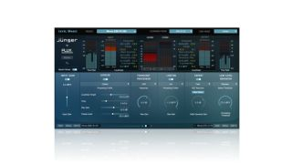 Immense metering is onboard this loudness plugin