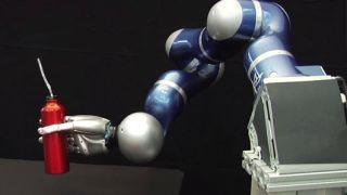 One More Thing Incredible robotic arm reads minds