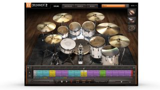 "Toontrack describes EZdrummer 2 as a ""breakthrough in drum production software""."