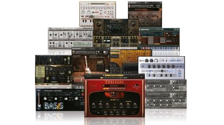 12 of the best vst au bass synth and instrument plugins musicradar. Black Bedroom Furniture Sets. Home Design Ideas
