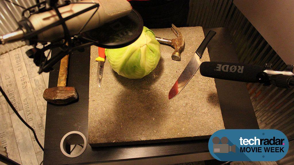 Foley The Art Of Movie Sound Effects Techradar