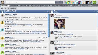 social analytics Google Hootsuite Radian6