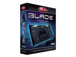 Rob Papen Blade: a synth that'll cut through your mix?