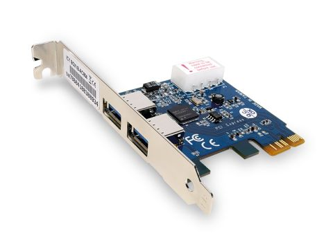 IcyBox PCI-E USB3 expansion card