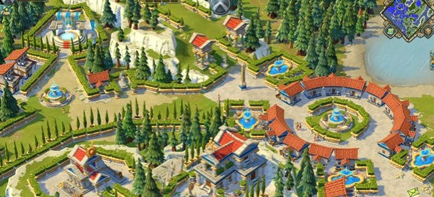 Free-to-play Age of Empires Online to feature co-op missions and  upgradeable capital cities | PC Gamer