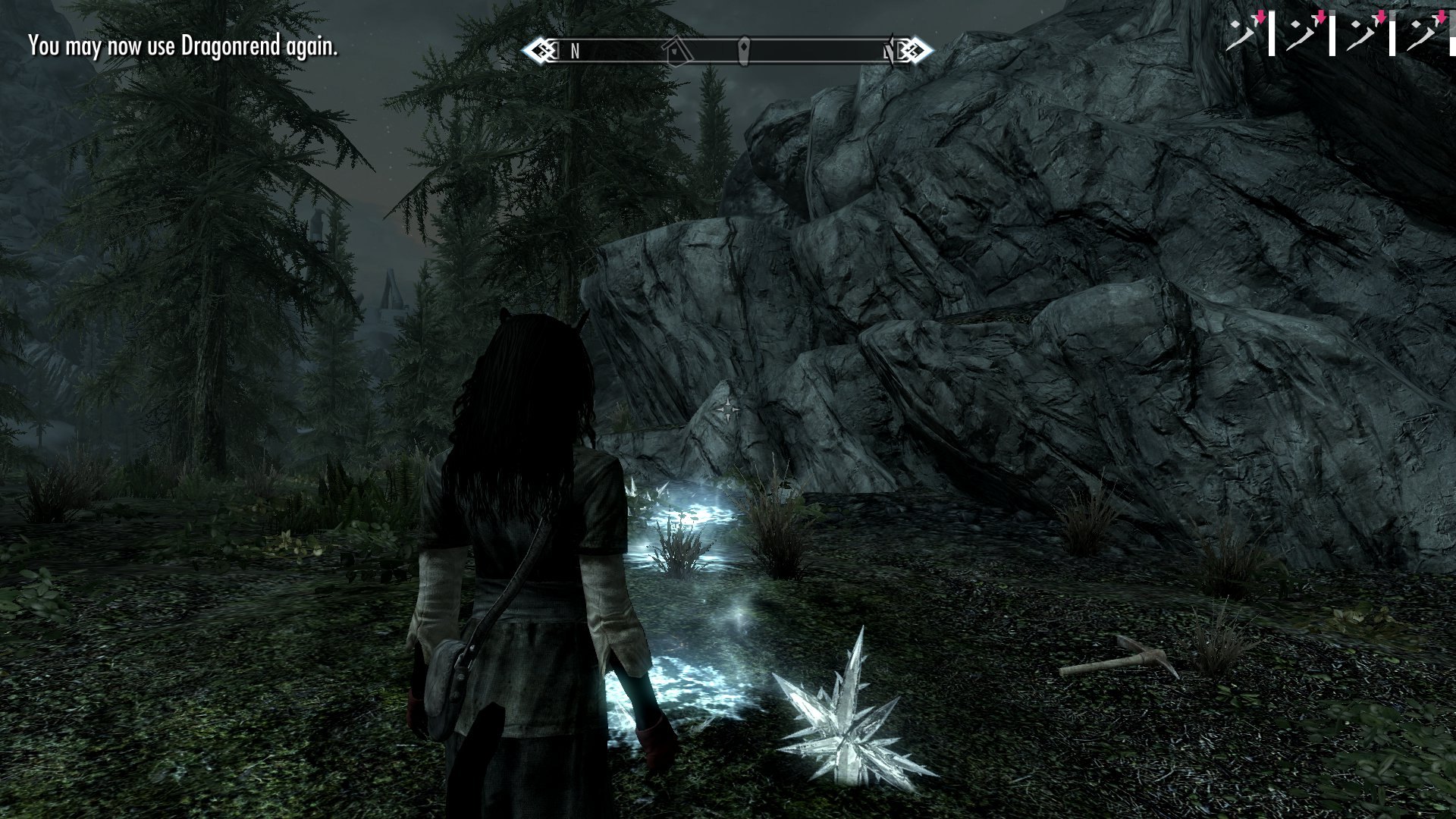 the best skyrim mods: individualize shout cooldowns
