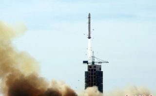 China Launches New Research Satellite Into Orbit