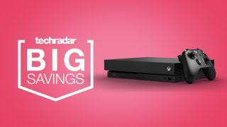 cheap Xbox One X bundles deals sales prices