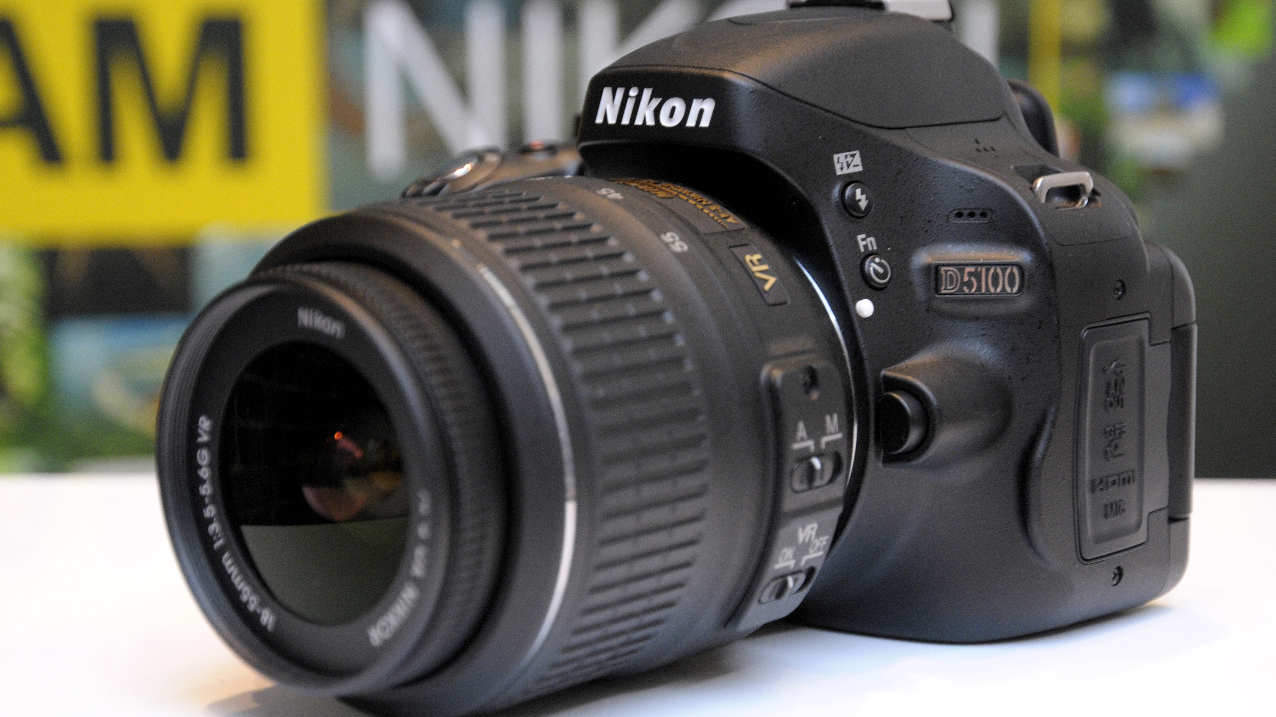 Reflex Camera Nikon D5100 Kit: review, features, reviews 73