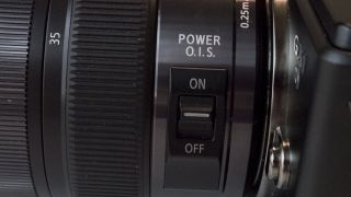 Panasonic 12 35mm lens