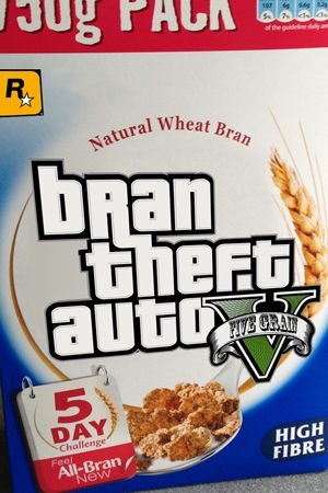 Video games as breakfast cereals we'd totally eat